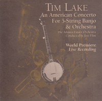 An American Concerto by Tim Lake