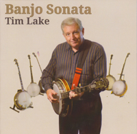 Banjo Sonata album by Dr. Tim Lake